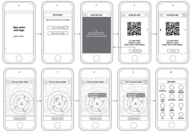 examples of mobile app